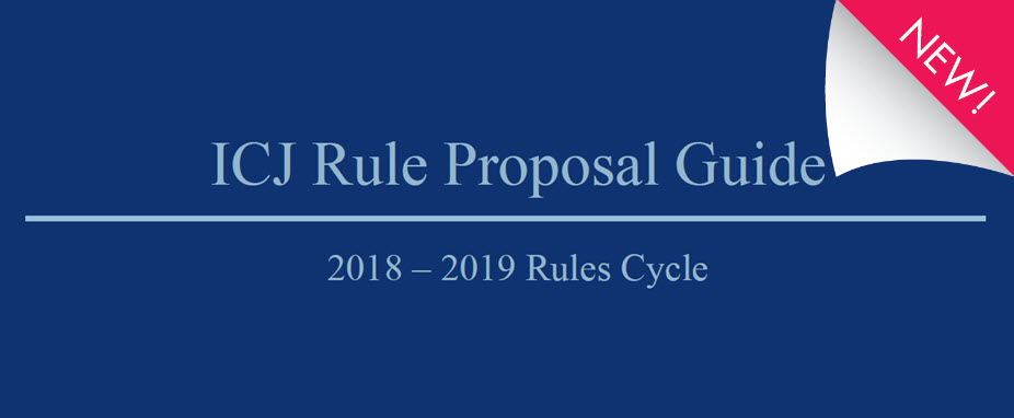 Rule Proposal Guide
